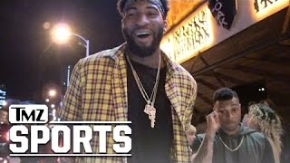NBA's Andre Drummond- The Warriors Have a Big (Man) Problem...But I Respect 'Em | TMZ Sports