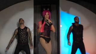 Mary Lou - Tik Tok (Kesha) 2015.10.17. @Alterego Club
