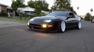 One&Done Nissan Z32 by Never Settle