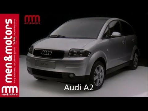 Audi A2: First All Aluminium Production Car