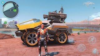Gangstar Vegas - Most Wanted Man # 35 - Red Dragon Armor & FUBAR