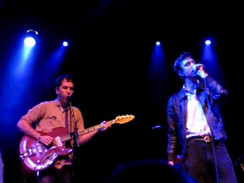 the walkmen - live - new song (juveniles)