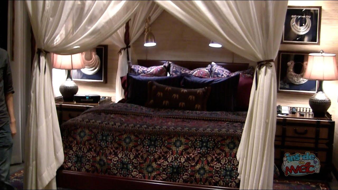 Adventureland suite tour at the disneyland hotel adventure tower youtube for Disneyland hotel 2 bedroom suite