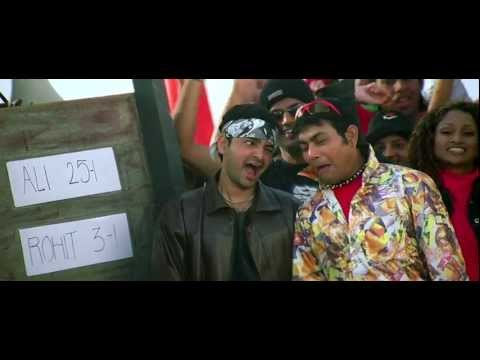 Dhoom Uday Chopra Introduction Scene video