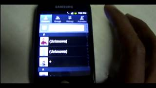 Samsung Galaxy FIT 2.3.6 DDKT2 Official Update Review!