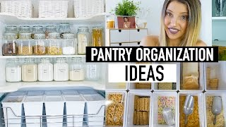 (18.6 MB) PANTRY ORGANIZATION IDEAS | PANTRY MAKEOVER ON A BUDGET Mp3