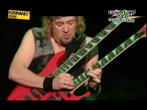 Iron Maiden - Children of The Damned - Live Download Festival (2007)