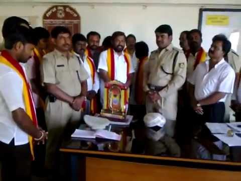 Basavaraja Malagatti,DCP, L&O,Mysore City