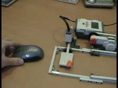 NXT Mouse Trap