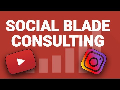 How to grow on YouTube | Social Blade Consulting for YouTube and Instagram