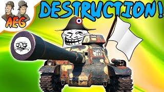 TUMOR OF DESTRUCTION!