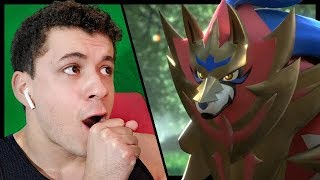 Get Ready for Dynamax Pokemon Sword and Shield Trailer Reaction!
