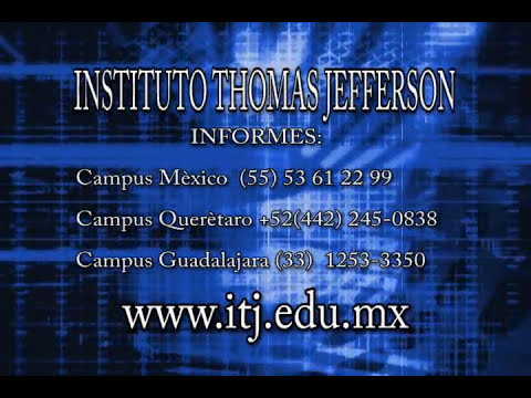 INSTITUTO THOMAS JEFFERSON Y SU ESPÍRITU