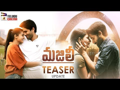 Majili Movie TEASER update | Naga Chaitanya | Samantha | Divyansha Kaushik | Mango Telugu Cinema