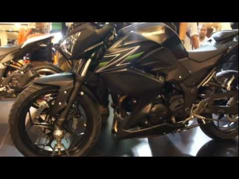 Kawasaki Z 250 - 2013 | How To Save Money And Do It Yourself!