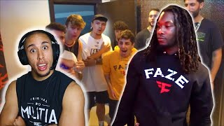 Hardest PUNCH In FaZe Clan ft. Offset (REACTION VIDEO)