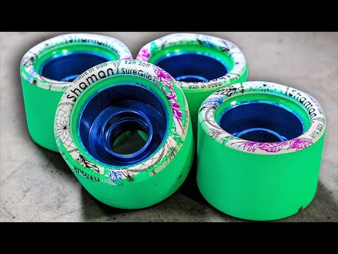 MOST EXPENSIVE SKATE WHEELS ON AMAZON!