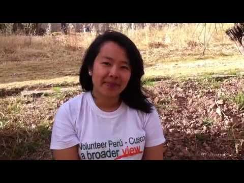 HD Feedback Kimberly Winardy Volunteer Abroad Peru Cusco Orphanage Program