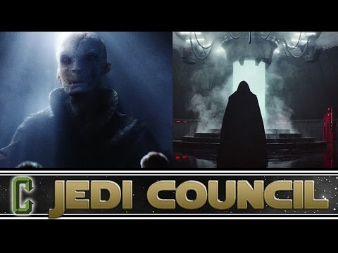 Collider Jedi Council - Snoke Will Not Be In Rogue One