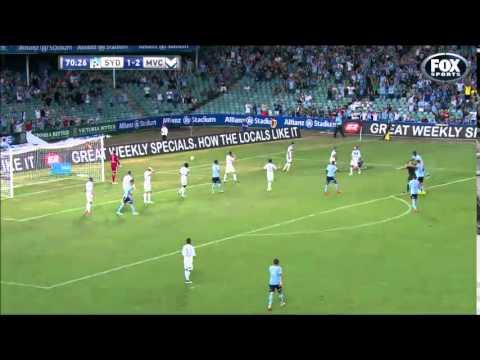 Sydney FC 3-3 Melbourne Victory