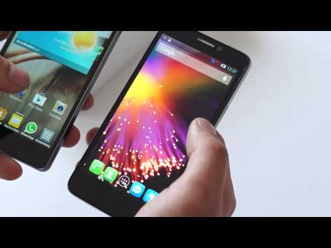 UNBOXING Alcatel One Touch Idol 6030D Dual-sim Smartphone