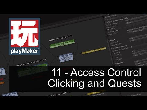 11 - Access Control Clicking and Quests