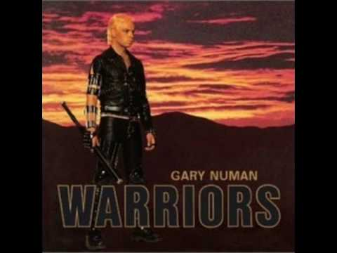 Gary Numan - Love Is Like Clock Law