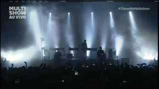 The XX Video - The XX - Coexist Tour @ Rio de Janeiro (Brazil)
