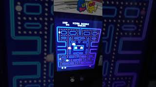 Arcade1up Pac-man pattern (cherry level)