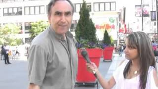 Man Gives Crazy Interview