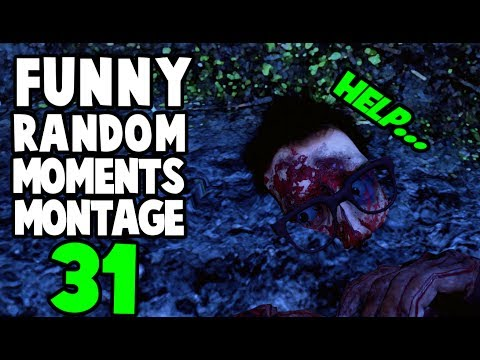 Dead by Daylight funny random moments montage 31