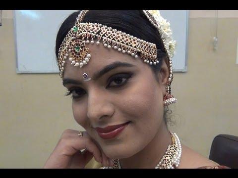 tamil bridal makeup