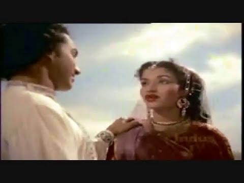 nain so nain nahi milao..jhanak jhanak payal baje-lata-hemant...