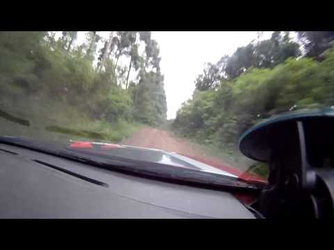 Onboard Ulysses Bertholdo - Domingo - Rally de Canela 2013