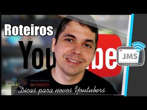 COMO CRIAR UM ROTEIRO PARA SEUS VÍDEOS NO YOUTUBE thumbnail