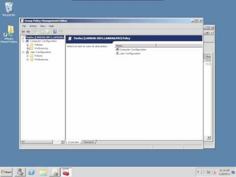 Installing Software Using GPO
