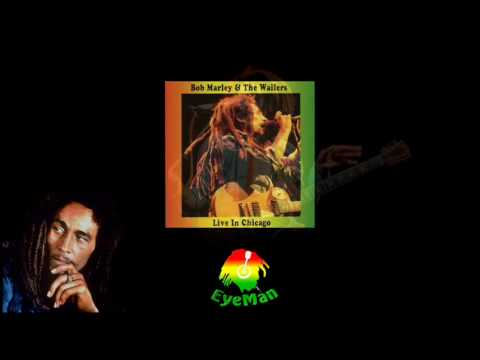 (1)Bob Marley&The Wailers Live at Quiet Knight Club Chicago 10-6-75