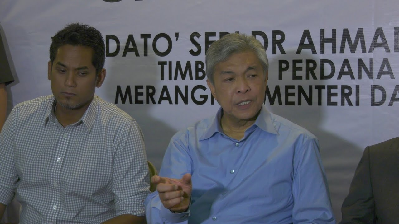 Zahid: Gambling laws to be amended