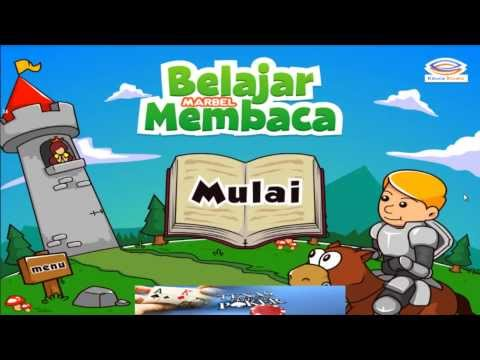 Gudang Gaming Educa Studio Mari Belajar Membaca video