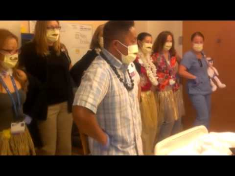 Darrin's First Birthday - Bone Marrow Transplant April 25, 2013