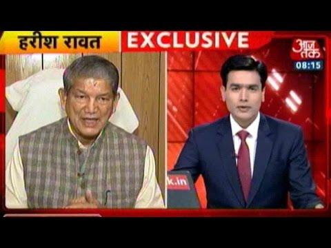 Exclusive: Former Uttarakhand CM Harish Rawat Speaks On Why His Govt Fell