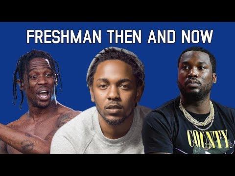 Freshman Then And Now (Travis Scott, Kendrick Lamar, Macklemore and more) MP3