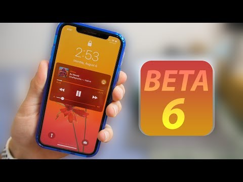 iOS 12 Beta 6: new Home wallpapers, AirPlay icon, & more