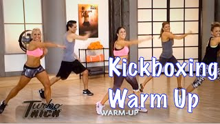 Turbo Kick Kickboxing Warm Up | Group Fitness | Round 63