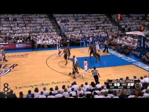 Russell Westbrook Top 15 Dunks of the Year
