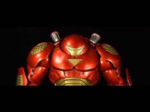 Diamond Select Toys Marvel Select Hulkbuster Review