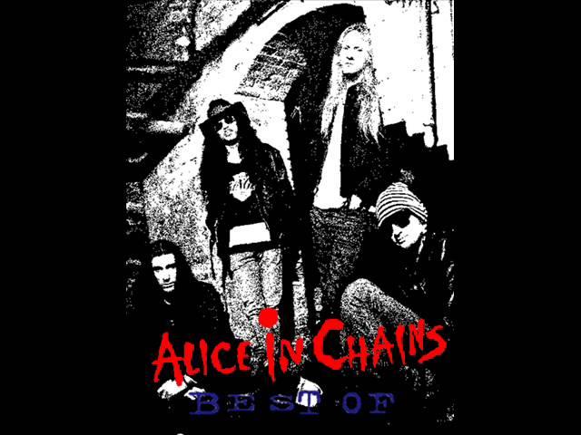 Alice In Chains - Best Of (Full Album)