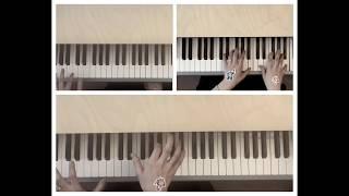 로보카 폴리 오프닝   ROBOCAR POLI OPENING Piano Cover - Jimin Kim