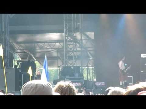 Ensiferum - Stone Cold Metal (live) @ Summer Breeze Festival 2010 (HD)