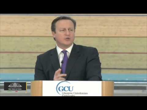 Will Quit As PM If Rebels Block EU Vote: Cameron - TOI